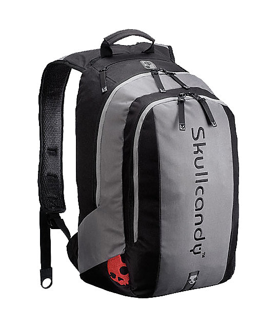 Skullcandy Contender Black & Grey Backpack