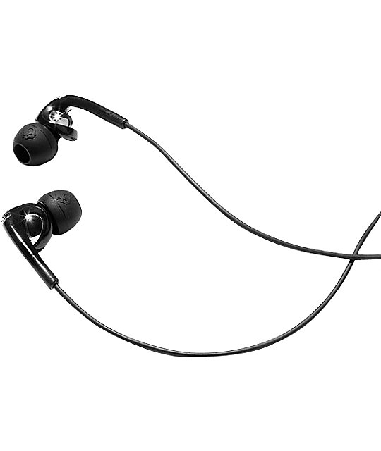 Skullcandy Fix Black Micd Earbuds