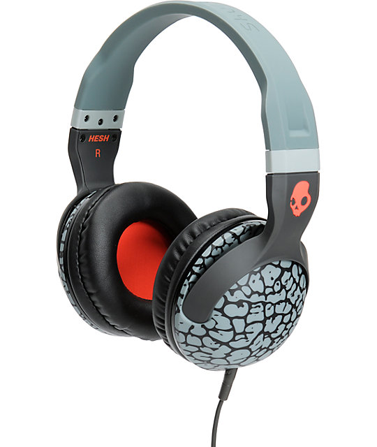 Skullcandy Hesh 2.0 Elephant Grey Headphones