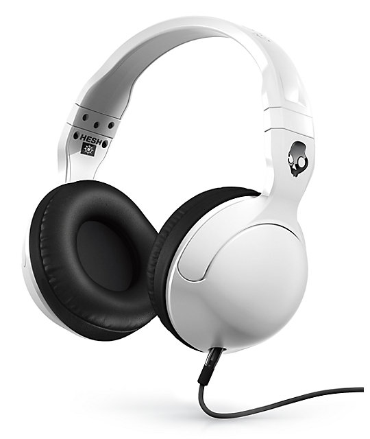 Skullcandy Hesh 2.0 White Headphones