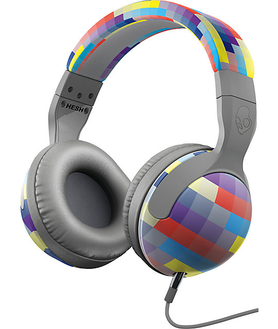 Skullcandy Hesh 2.0 deciBel Grey Headphones