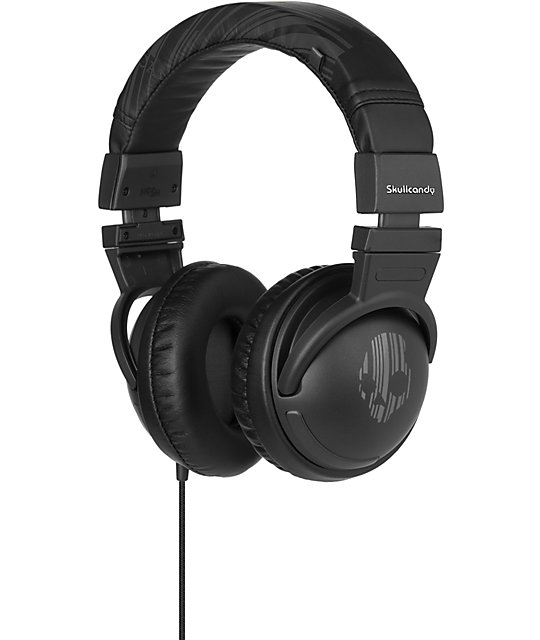 Skullcandy Hesh Black & Grey Headphones