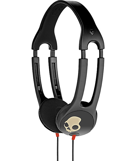 Skullcandy Icon 2 Black Headphones