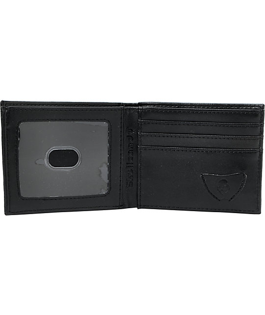Skullcandy Ignition Black Bifold Wallet