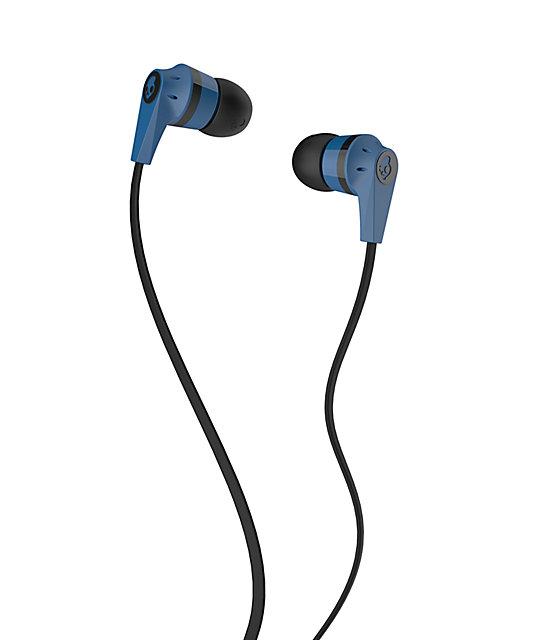 Skullcandy Inkd 2.0 Blue Earbuds