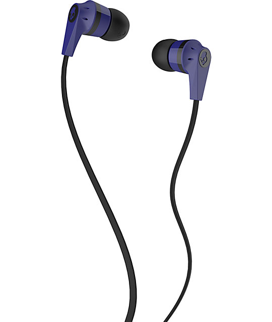 Skullcandy Inkd 2.0 Purple Earbuds