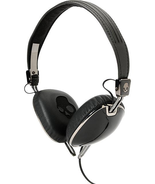 Skullcandy Navigator Black Headphones