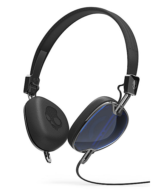 Skullcandy Navigator Blue Headphones