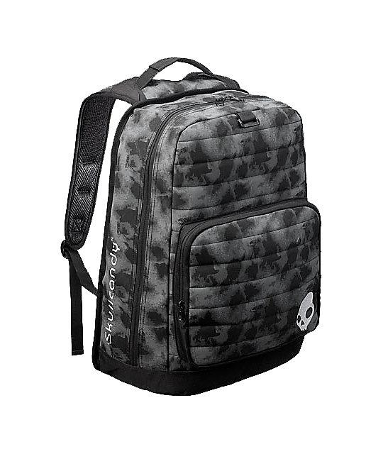 Skullcandy Player Black & Grey Backpack