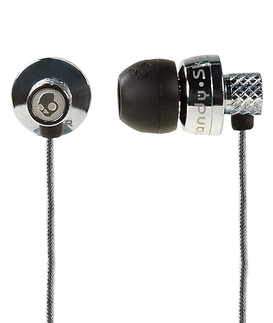 Skullcandy Titan Chrome Earbuds