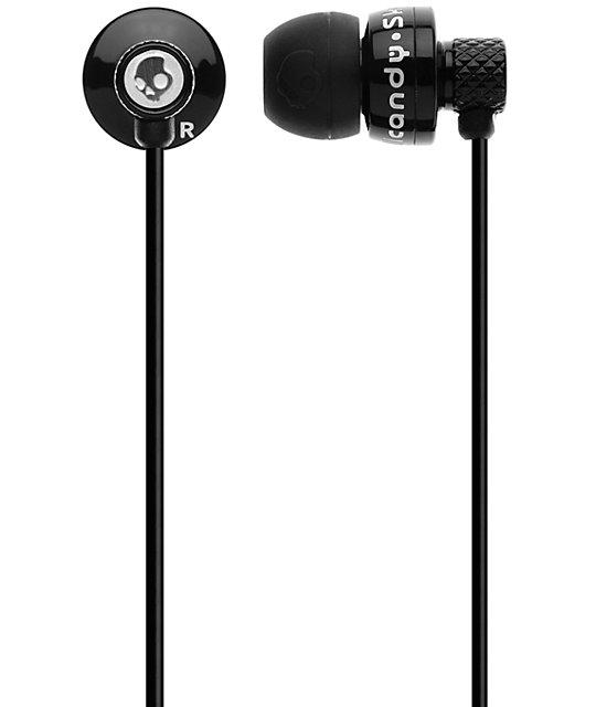 Skullcandy Titan Micd Black Earbuds