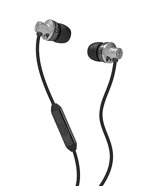 Skullcandy Titan Micd Chrome Earbuds