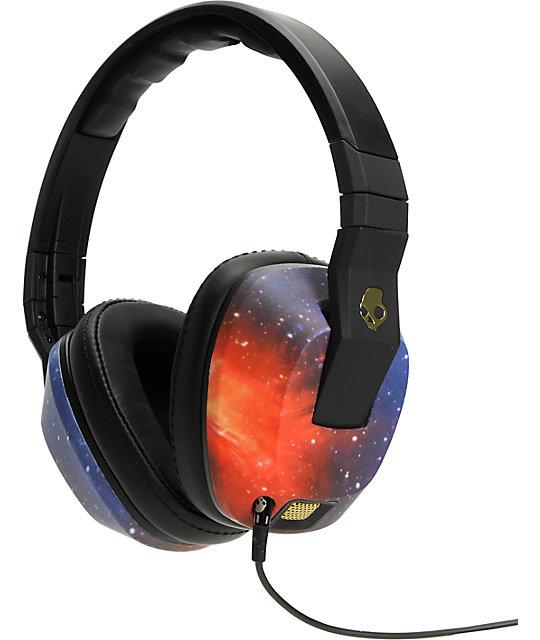 Skullcandy X Rastaclat Crusher Nebula Print Headphones