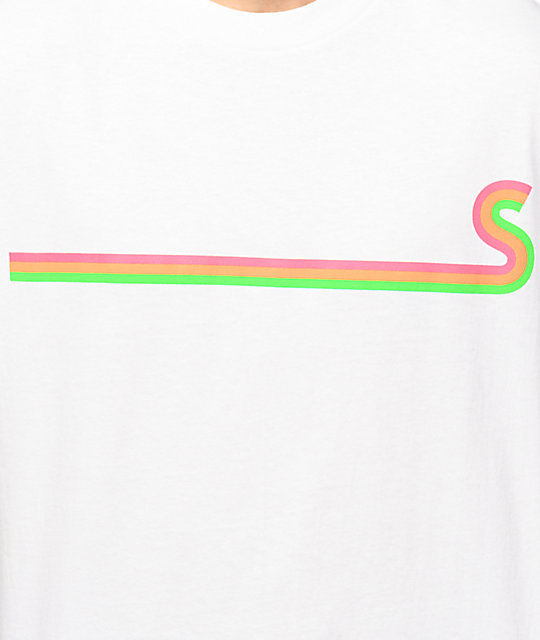 Slushcult Forever White T-Shirt