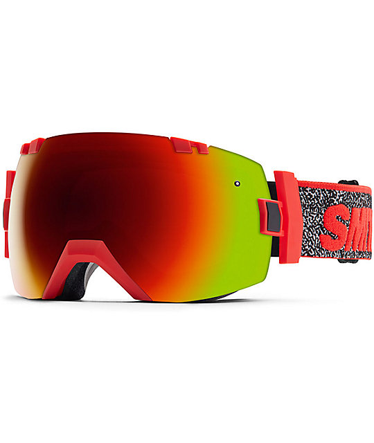 Smith IOX Snowboard Goggles