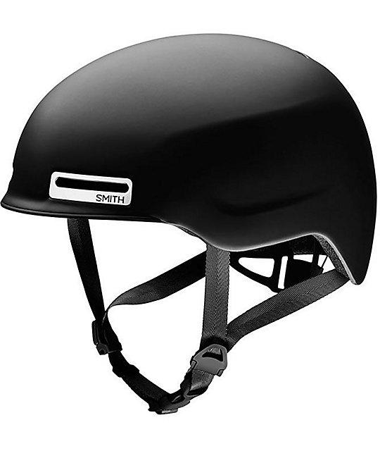 Smith Maze Black Snowboard Helmet