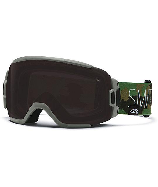 Smith x Smith x Poler Vice Trilaboration & Blackout Snow Goggles