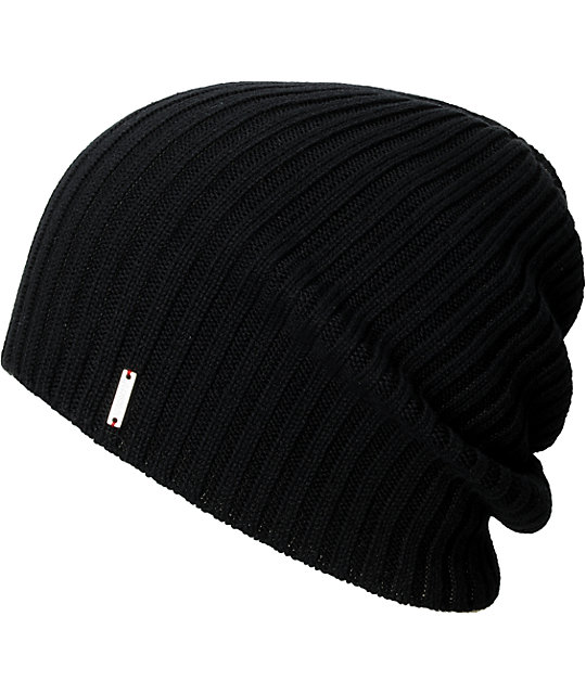 Spacecraft Nemo Black Beanie