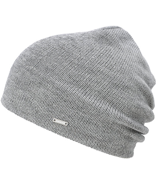 Spacecraft Offender Grey Beanie