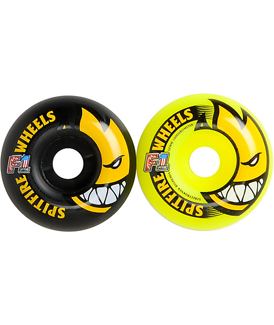 Spitfire Big Head Hornets Mash Up 52mm Skateboard Wheels