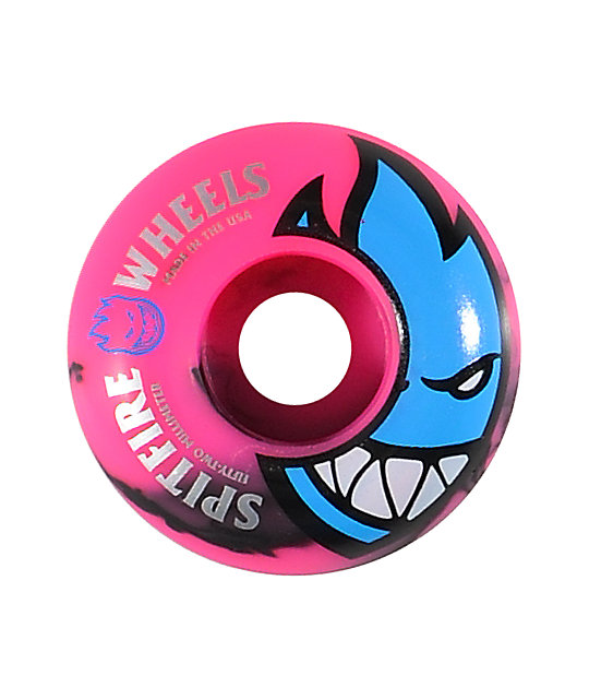 Spitfire Big Head Mutant 52mm Skateboard Wheels
