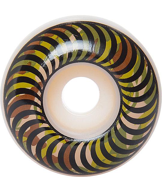 Spitfire Classics Camo 51mm 99D Skateboard Wheels