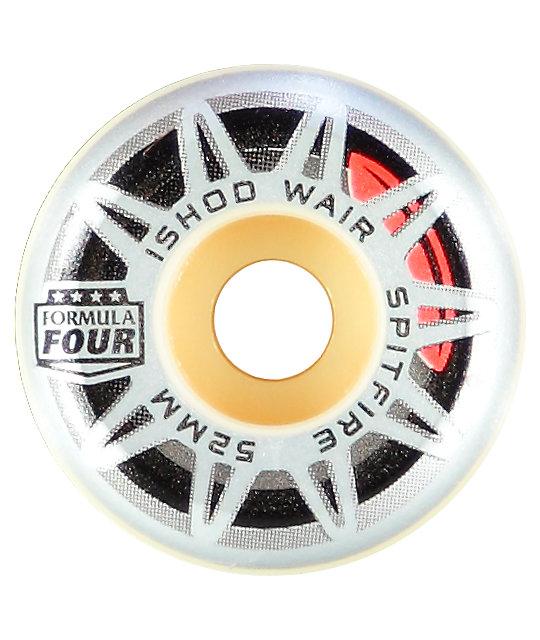 Spitfire Ishod F4 Burnouts 52mm 99D Skateboard Wheels