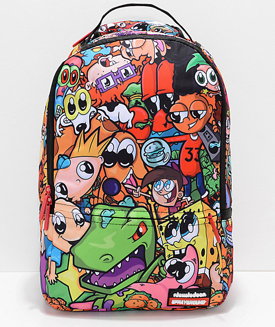 Sprayground Anime 90s Nickelodeon Backpack
