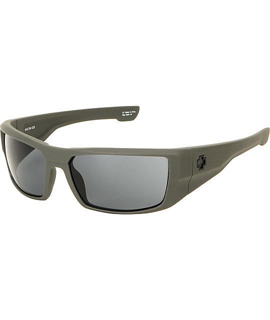 Spy Dirk Primer Grey Sunglasses
