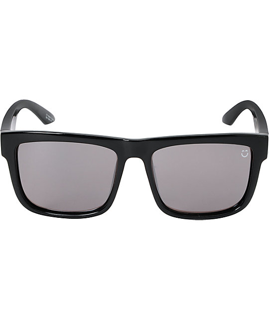 Spy Discord Black Happy Lens Polarized Sunglasses