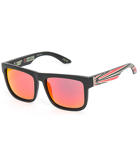 Spy Discord NTR Happy Lens Sunglasses