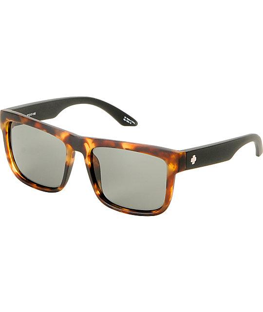 Spy Discord Vintage Tortoise Sunglasses