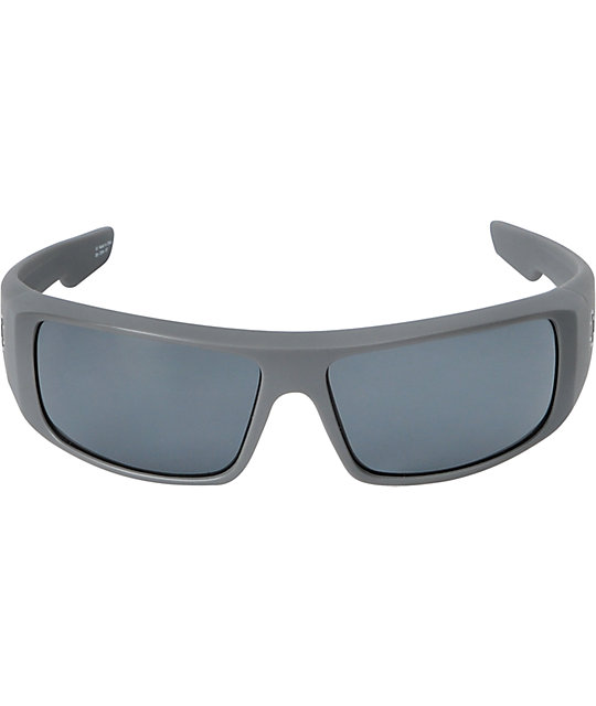 Spy Logan Primer Grey & Grey Sunglasses