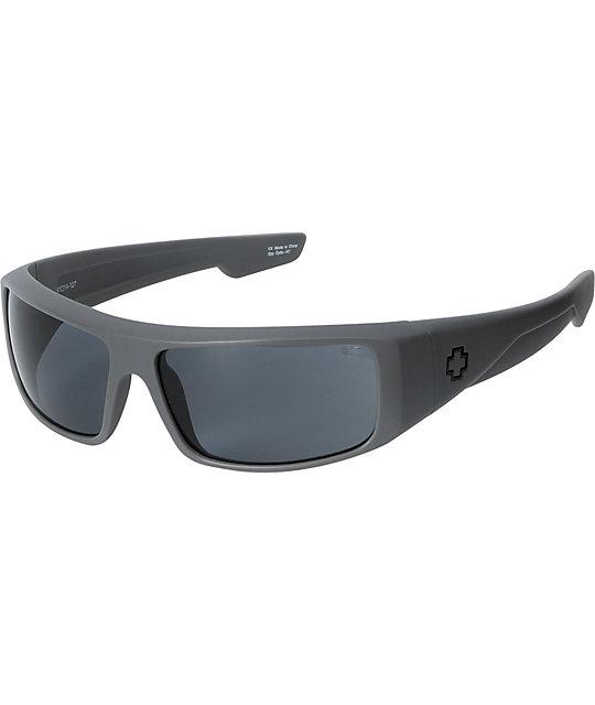 Spy Logan Primer Grey & Grey Sunglasses