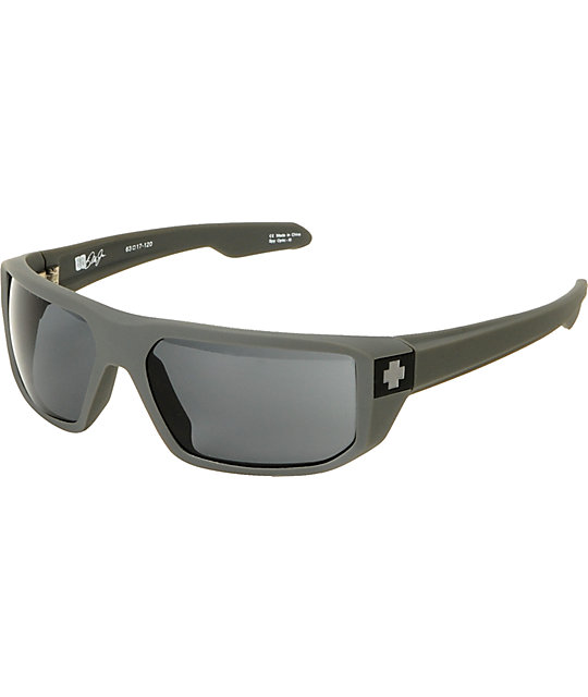 Spy McCoy Primer Grey Sunglasses