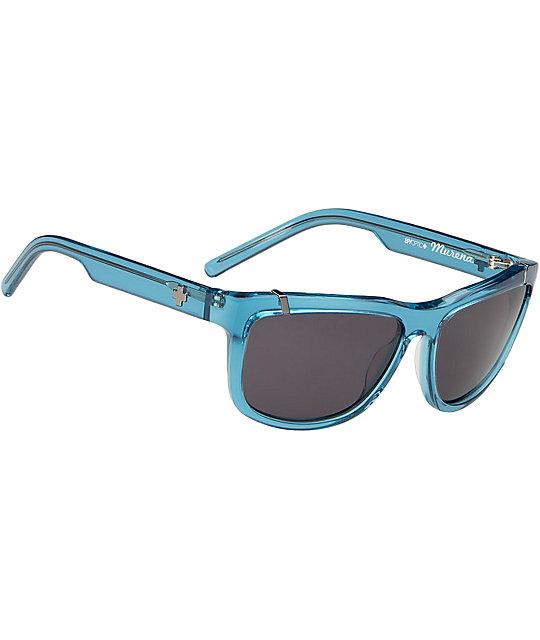 Spy Murena Clear Blue Sunglass
