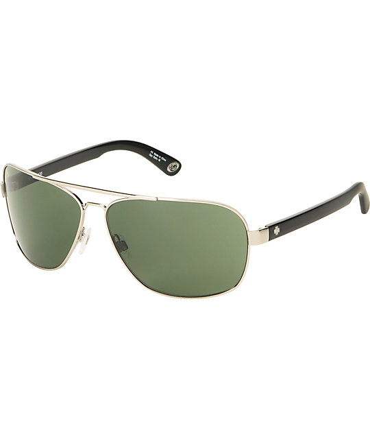 Spy Showtime Silver Jeremy McGrath Sunglasses
