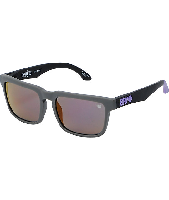 24229216c3 Spy Optics Ken Block Sunglasses - Bitterroot Public Library