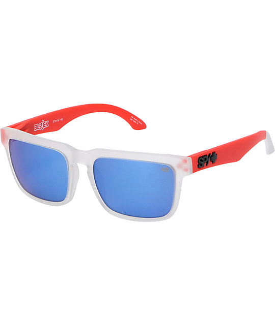 Spy Sunglasses Helm Ken Block Team America Sunglasses