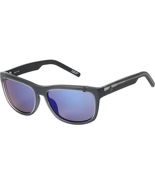 Spy Sunglasses Murena Black Ice & Purple Spectra Sunglasses