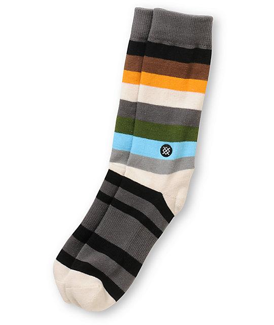 Stance Baxter Color Stripe Crew Socks