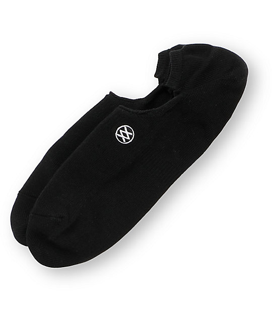 Stance Invisible Black Athletic Sock