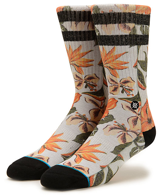 Stance Kahuku Tropical Crew Socks