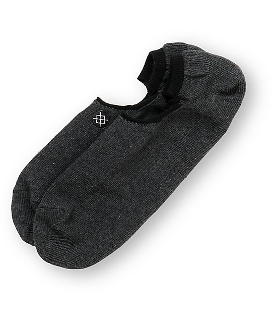 Stance Super Invisible Grey No Show Socks