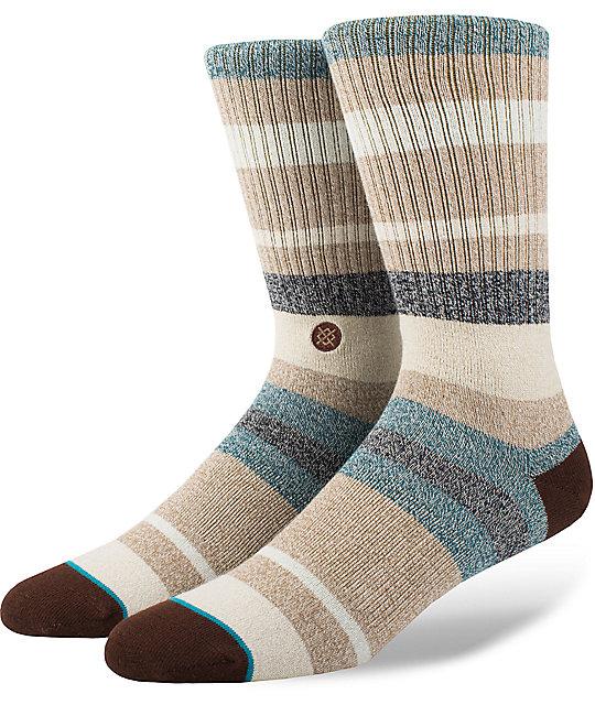 Stance Topanga Stripe Crew Socks