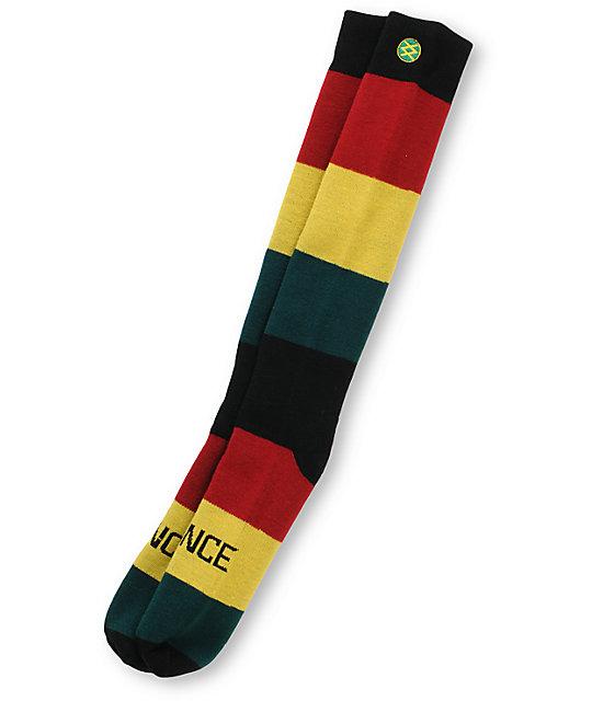 Stance Uprising Red Snowboard Socks