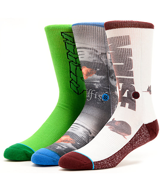 Stance x Girl 20th Anniversary Crew Socks