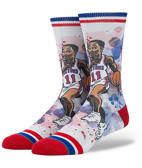 Stance x NBA Isiah Crew Socks