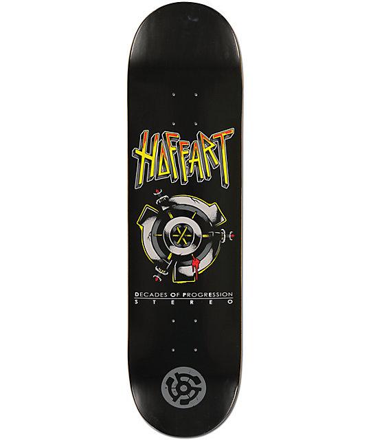 "Stereo Hoffart Slaytero 8.3""  Skateboard Deck"