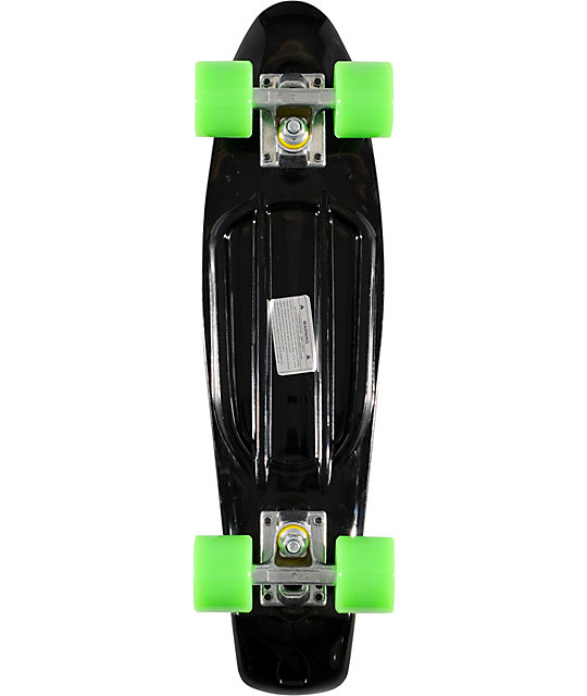 Stereo Vinyl Cruiser Black 22 5 Quot Complete Cruiser Board At